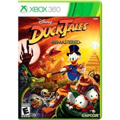 Foto Jogo Ducktales Remastered Xbox 360 Capcom