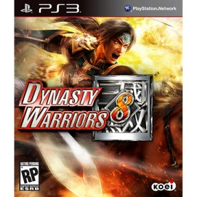 Foto Jogo Dynasty Warriors 8 PlayStation 3 Koei