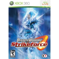 Foto Jogo Dynasty Warriors Strikeforce Xbox 360 Bandai Namco