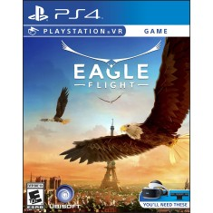 Foto Jogo Eagle Flight PS4 Ubisoft