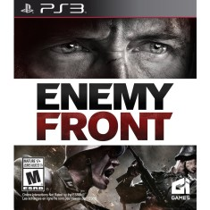 Foto Jogo Enemy Front PlayStation 3 CI Games