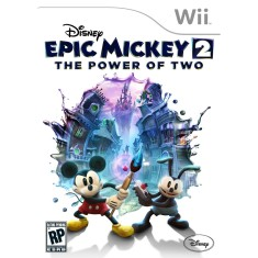 Foto Jogo Epic Mickey 2: The Power of Two Wii Disney