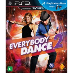 Foto Jogo Everybody Dance 2 PlayStation 3 Sony