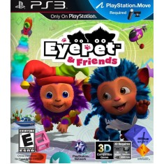 Foto Jogo Eye Pet and Friends PlayStation 3 Sony