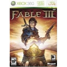 Foto Jogo Fable III Xbox 360 Microsoft