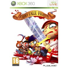 Foto Jogo Fairytale Fights Xbox 360 Playlogic