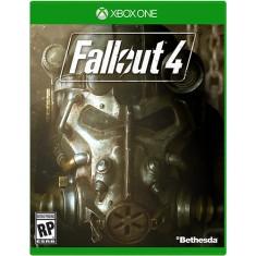 Foto Jogo Fallout 4 Xbox One Bethesda