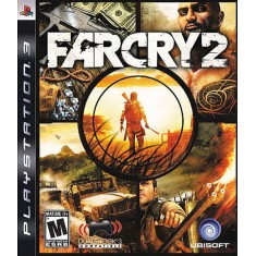 Foto Jogo Far Cry 2 PlayStation 3 Ubisoft