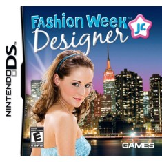 Foto Jogo Fashion Week Junior Designer 505 Games Nintendo DS