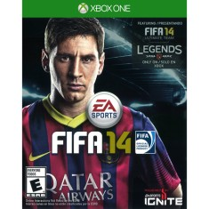 Foto Jogo FIFA 14 Xbox One EA