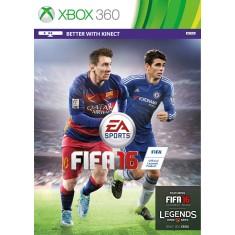 Foto Jogo Fifa 16 Xbox 360 EA