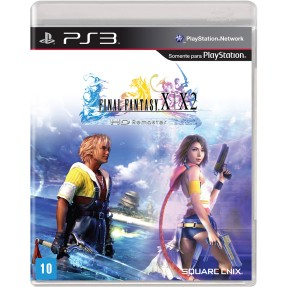 Foto Jogo Final Fantasy X/X-2 HD PlayStation 3 Square Enix