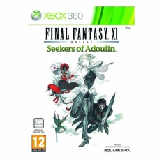 Foto Jogo Final Fantasy: XI Online Seekers of Adoulin Xbox 360 Square Enix