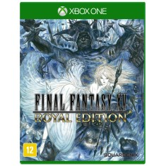 Foto Jogo Final Fantasy XV Royal Edition Xbox One Square Enix