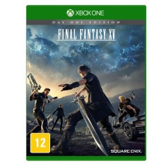 Foto Jogo Final Fantasy XV Xbox One Square Enix