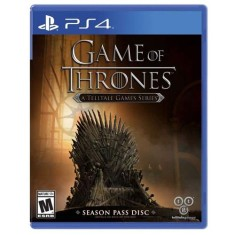 Foto Jogo Game of Thrones A Telltale Games Series PS4 Telltale