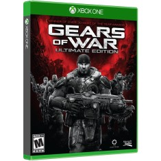 Foto Jogo Gears of War Ultimate Edition Xbox One Microsoft