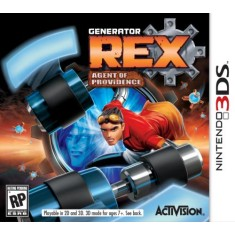 Foto Jogo Generator Rex: Agent Of Providence 3DS Activision Nintendo 3DS