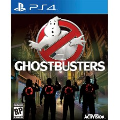 Foto Jogo Ghostbusters PS4 Activision