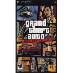 Foto Jogo Grand Theft Auto Liberty City Stories Rockstar PlayStation Portátil