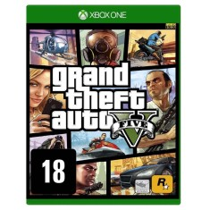 Foto Jogo Grand Theft Auto V Xbox One Rockstar