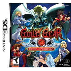 Foto Jogo Guilty Gear Dust Strikers Majesco Entertainment Nintendo DS