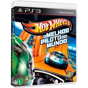 Foto Jogo Hot Wheels: O Melhor Piloto do Mundo PlayStation 3 Warner Bros