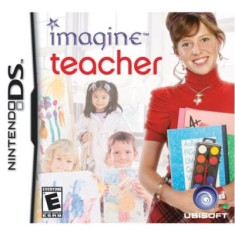 Foto Jogo Imagine Teacher Ubisoft Nintendo DS