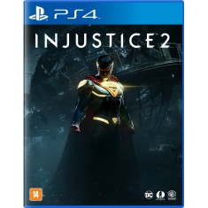 Foto Jogo Injustice 2 PS4 Warner Bros