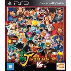 Foto Jogo J-Star Victory Vs+ PlayStation 3 Bandai Namco