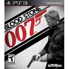Foto Jogo James Bond 007: Blood Stone PlayStation 3 Activision