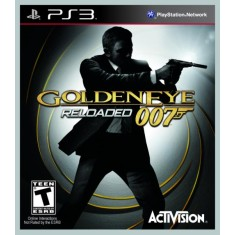 Foto Jogo James Bond: Golden Eye 007 Reloaded PlayStation 3 Activision