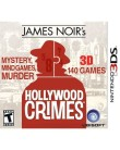 Jogo James Noir's Hollywood Crimes Ubisoft Nintendo 3DS