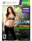 Jogo Jillian Michaels Fitness Adventure Xbox 360 Majesco Entertainment