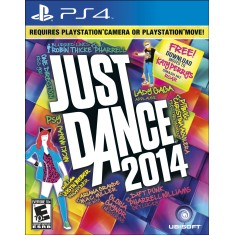 Foto Jogo Just Dance 2014 PS4 Ubisoft