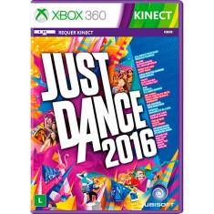 Foto Jogo Just Dance 2016 Xbox 360 Ubisoft