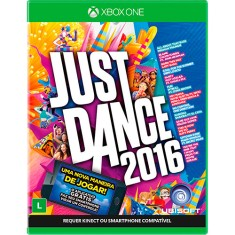 Foto Jogo Just Dance 2016 Xbox One Ubisoft