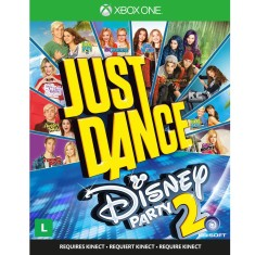 Foto Jogo Just Dance Disney Party 2 Xbox One Ubisoft