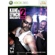 Foto Jogo Kane & Lynch 2 Dog Days Xbox 360 Square Enix