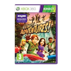 Foto Jogo Kinect Adventures Xbox 360 Microsoft