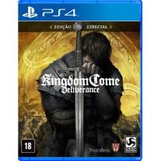 Foto Jogo Kingdom Come Deliverance PS4 Deep Silver