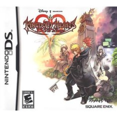 Foto Jogo Kingdom Hearts 358/2 Days Square Enix Nintendo DS