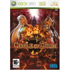 Foto Jogo Kingdom Under Fire Circle of Doom Xbox 360 Microsoft