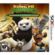 Foto Jogo Kung Fu Panda: Showdown of Legendary Legends Little Orbit Nintendo 3DS