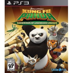 Foto Jogo Kung Fu Panda: Showdown of Legendary Legends PlayStation 3 Little Orbit