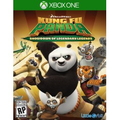 Foto Jogo Kung Fu Panda Showdown of Legendary Legends Xbox One Little Orbit