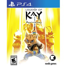 Foto Jogo Legend of Kay Anniversary PS4 Nordic Games