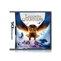 Foto Jogo Legend of the Guardians The Owls of Ga'Hoole Warne Warner Bros Nintendo DS