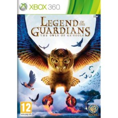 Foto Jogo Legend of the Guardians The Owls of Ga'Hoole Xbox 360 Warner Bros
