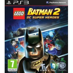 Foto Jogo Lego Batman 2: Dc Super Heroes PlayStation 3 Warner Bros